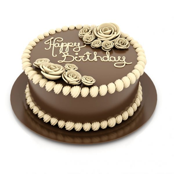 Birthday Cake Chocolate Creme 1