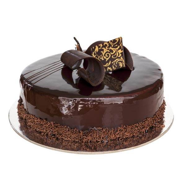 Chocolate Art Cake 1